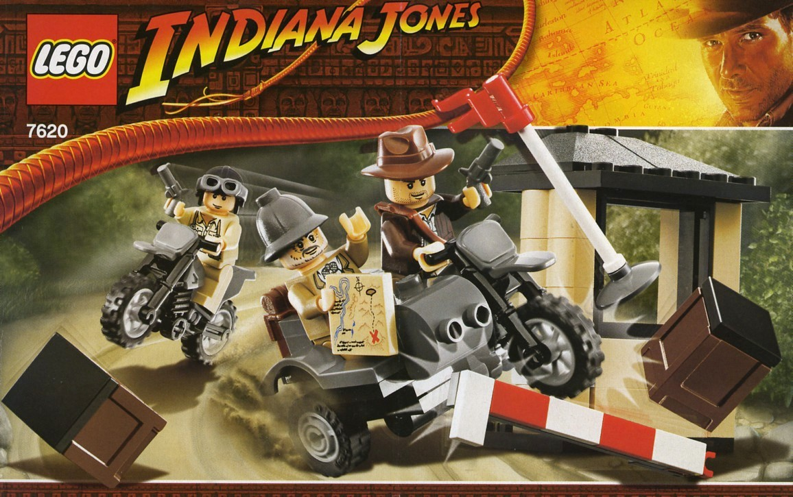 Indiana Jones Motorcycle Chase 76ff1299f11