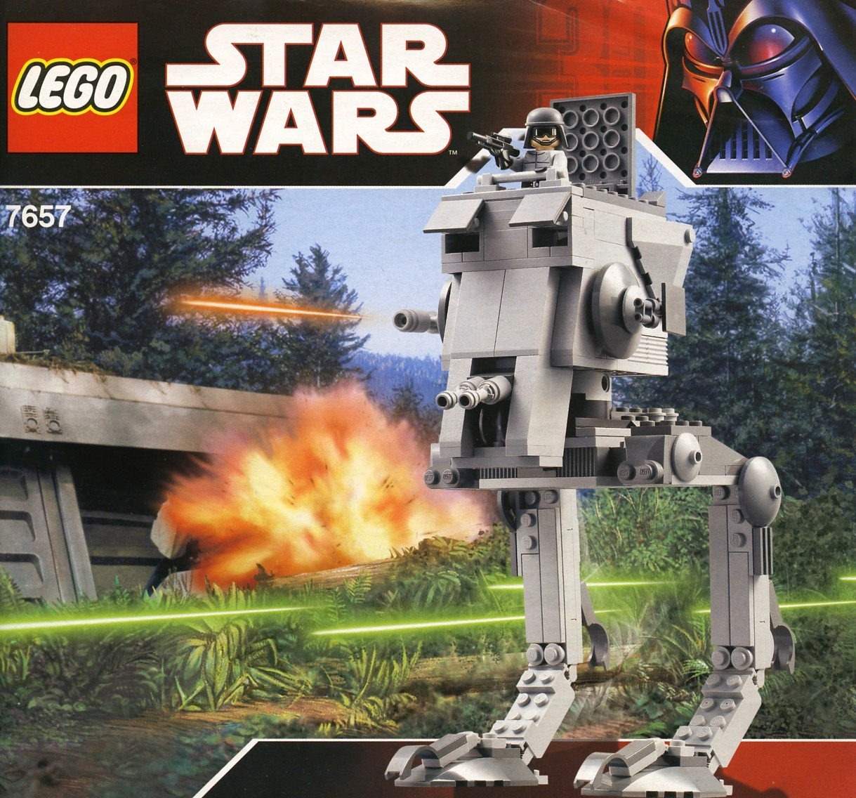 Star Wars Tagged Walker Brickset Lego Set Guide And Database