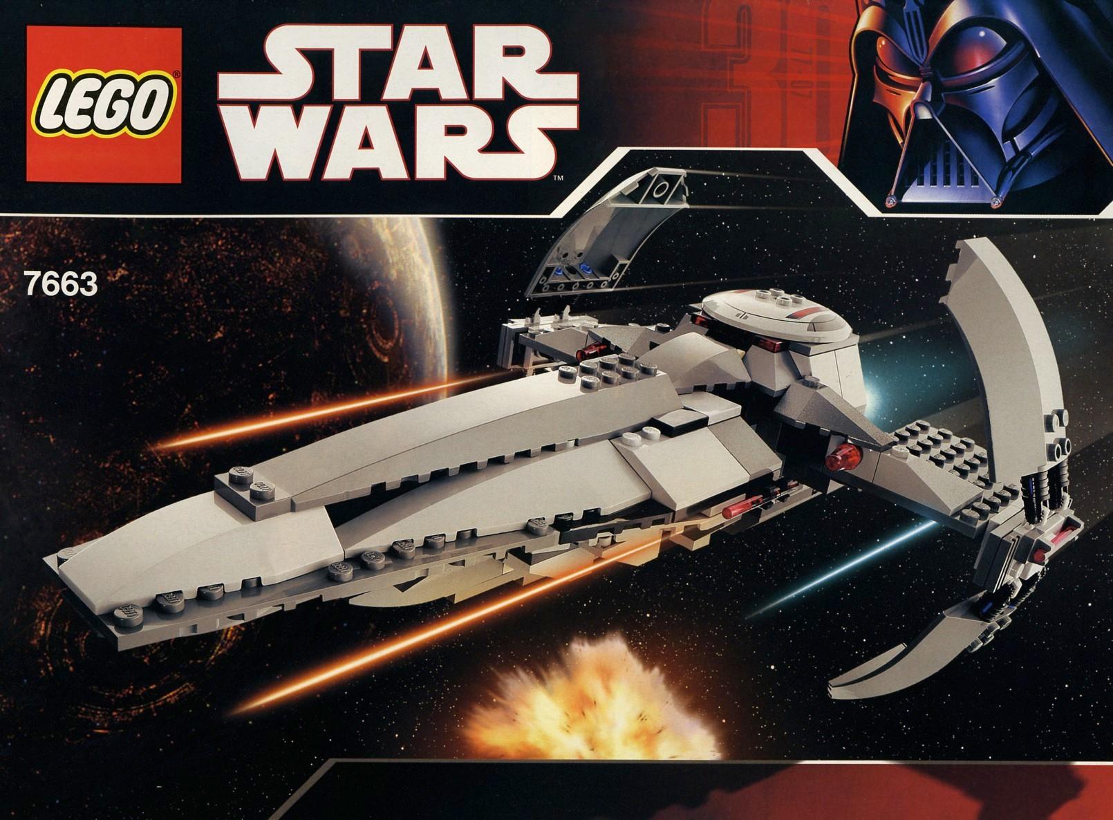 Star Wars 2007 Brickset Lego Set Guide And Database