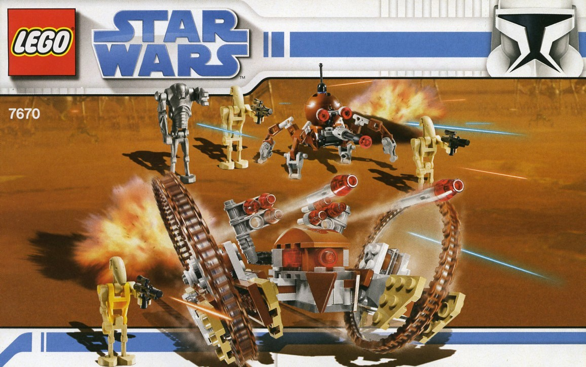Tagged Battle Droid Brickset Lego Set Guide And Database
