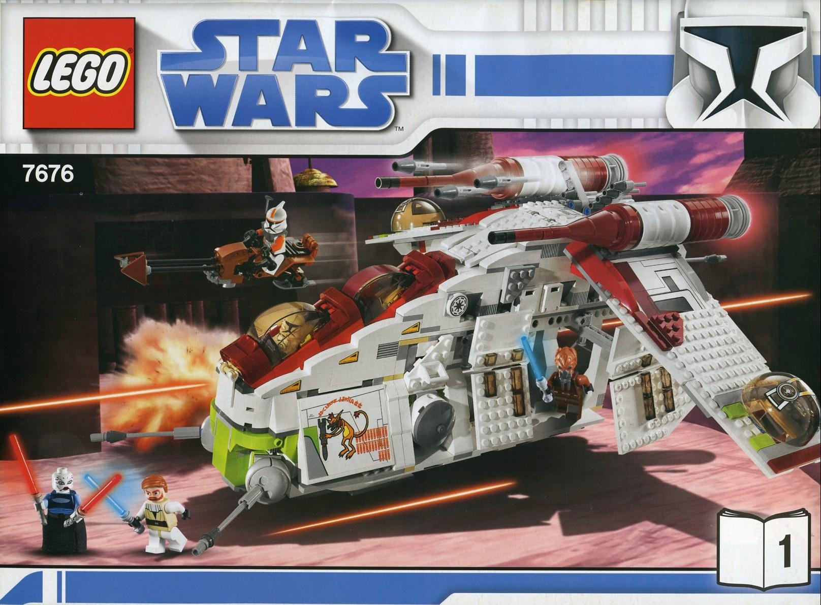 Plo Koon Mini Fig LEGO STAR WARS Mini Figure