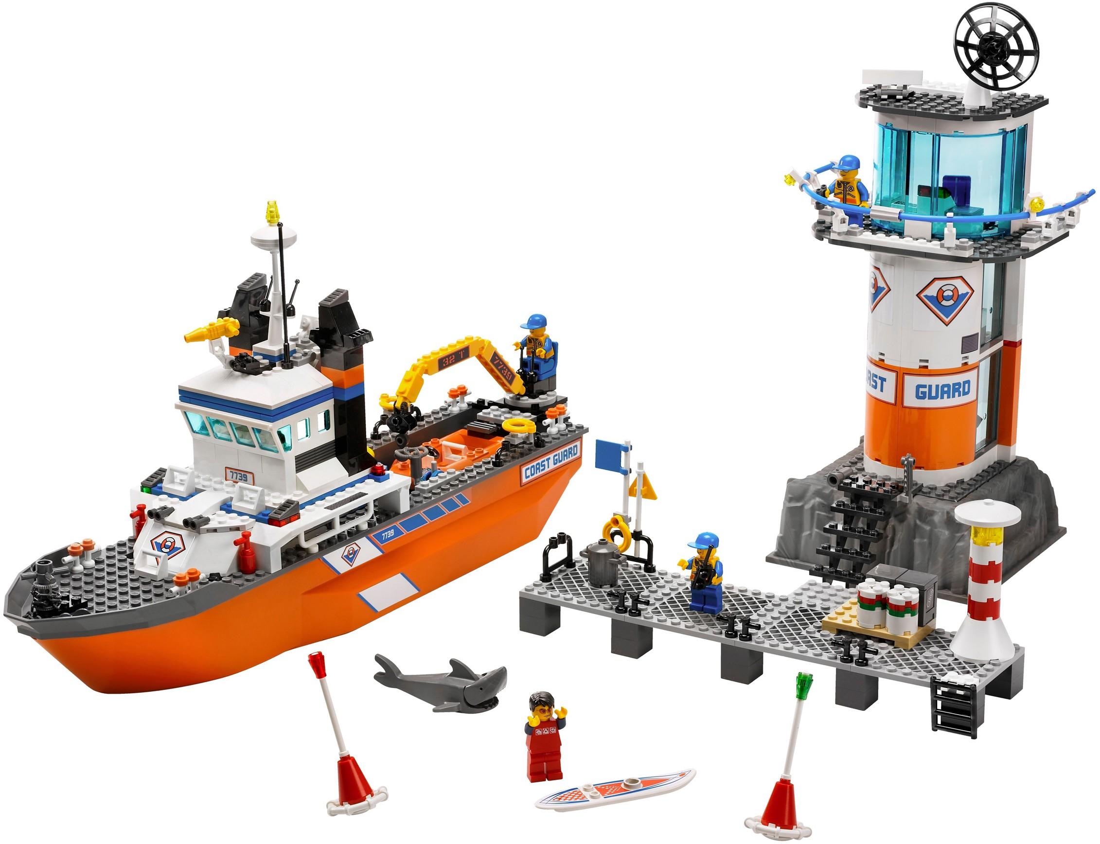 City Tagged Boat Brickset Lego Set Guide And Database
