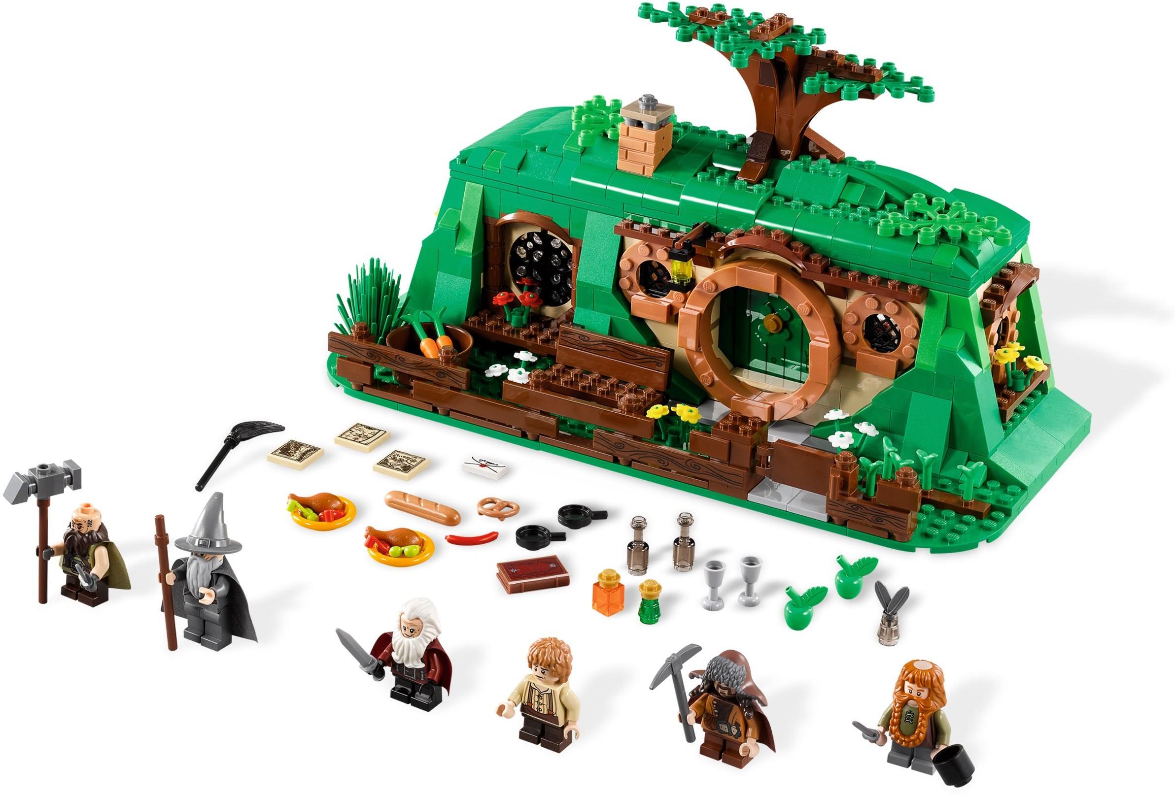The Hobbit | Brickset: LEGO set guide and database