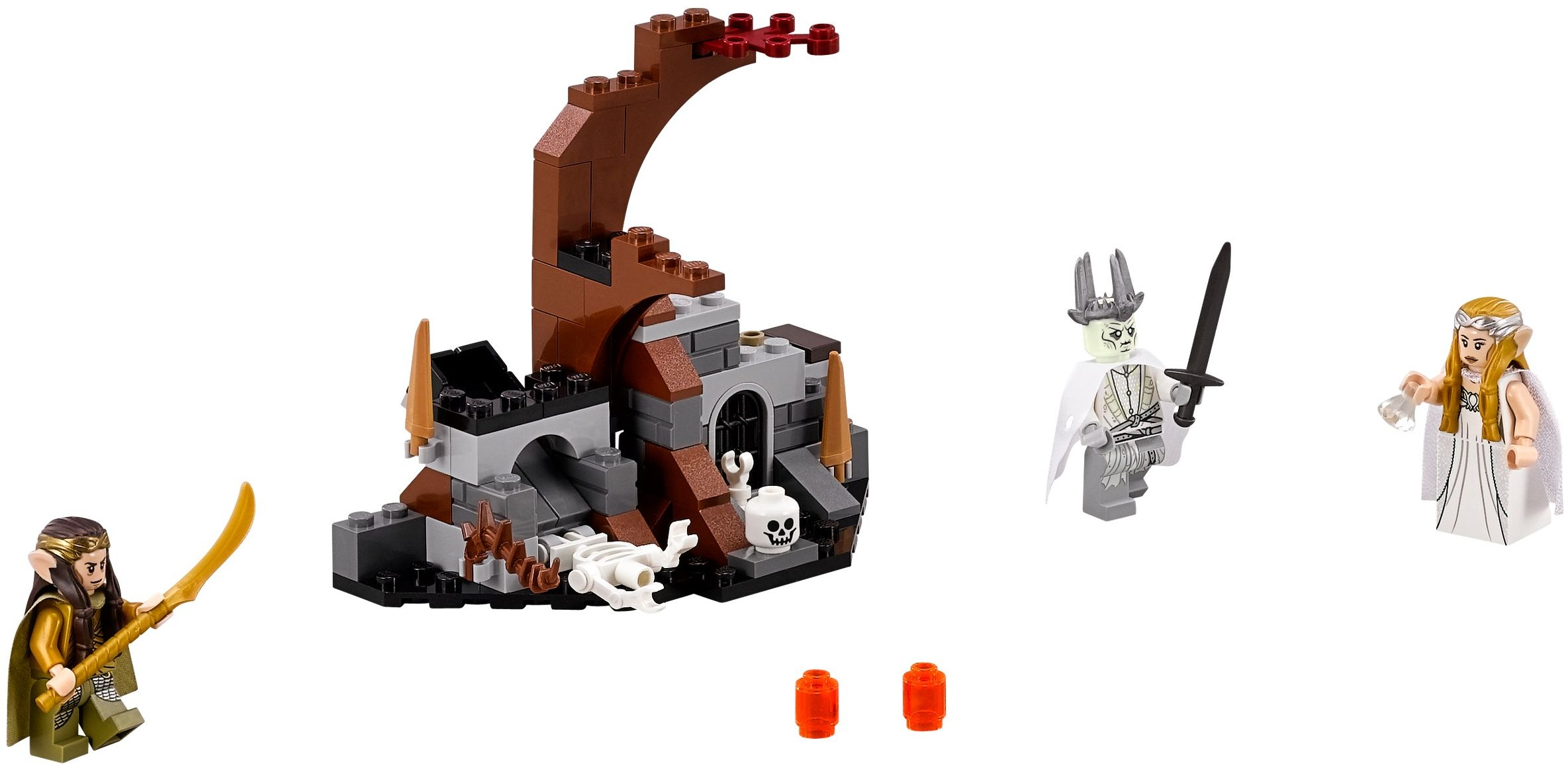 The Foalestead Lego Lord Of Rings Hobbit Collection Battle At Black Gate 79007 October 2014