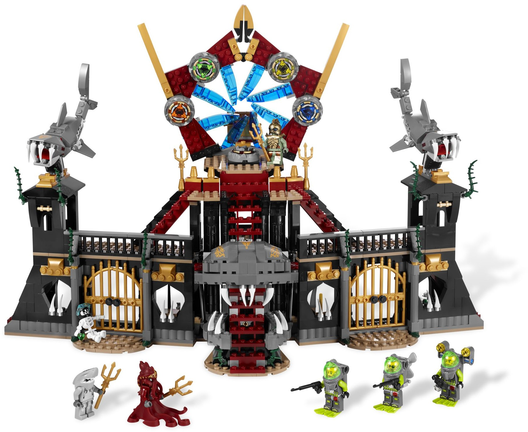 Tagged Portal Brickset Lego Set Guide And Database 21124 Minecraft The End Of Atlantis