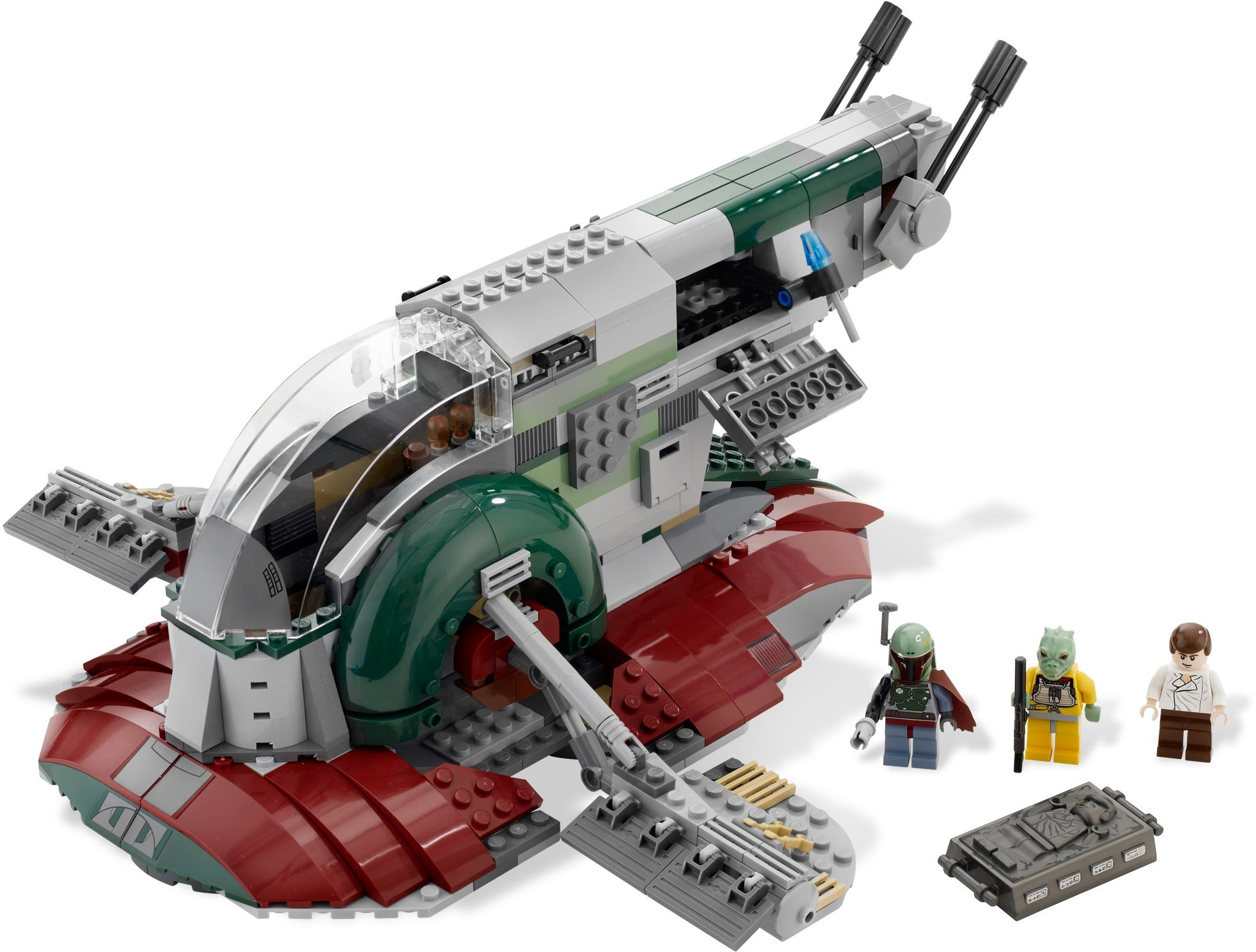 lego star wars 8089 instructions