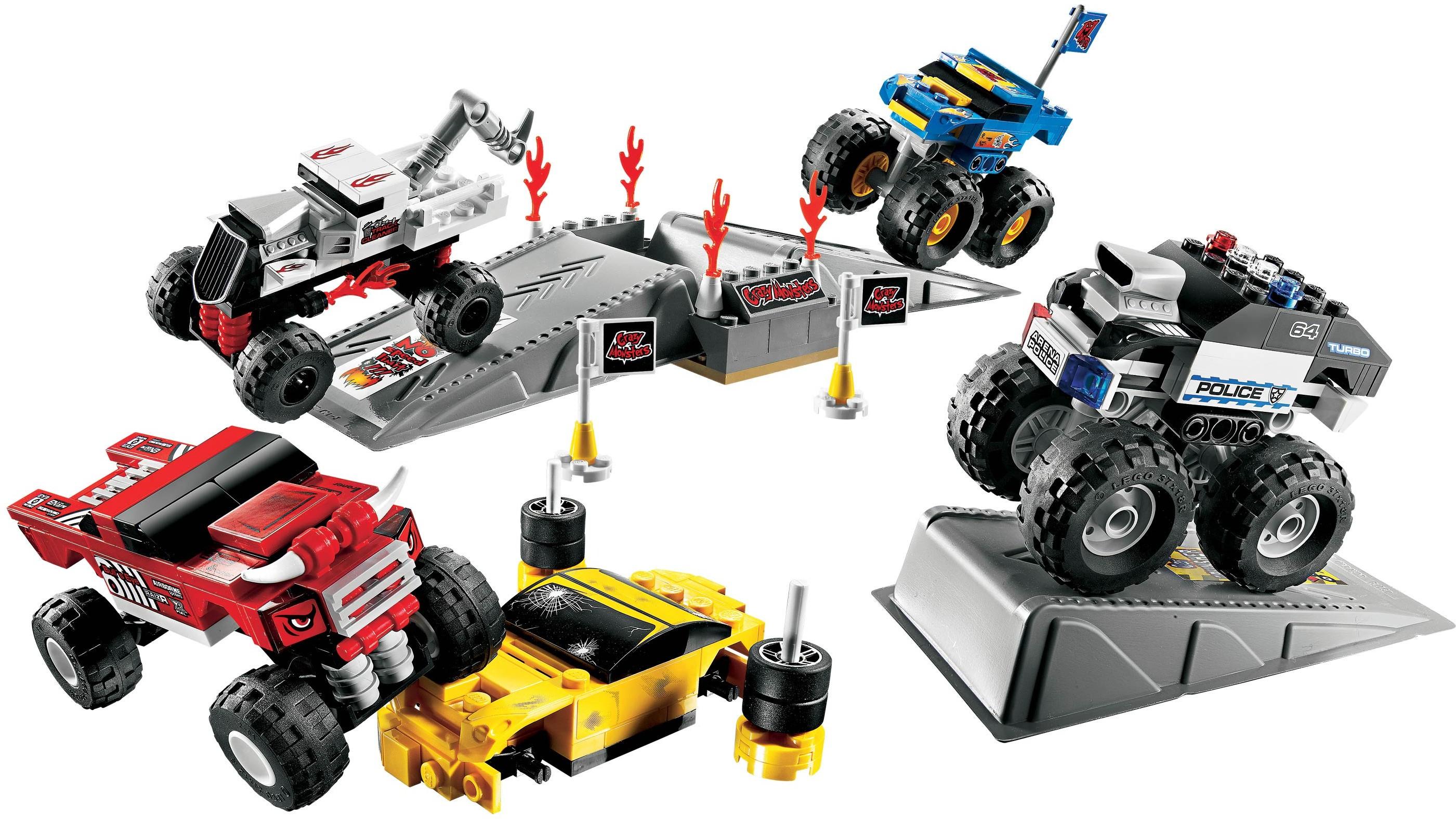 Racers 2009 Brickset Lego Set Guide And Database