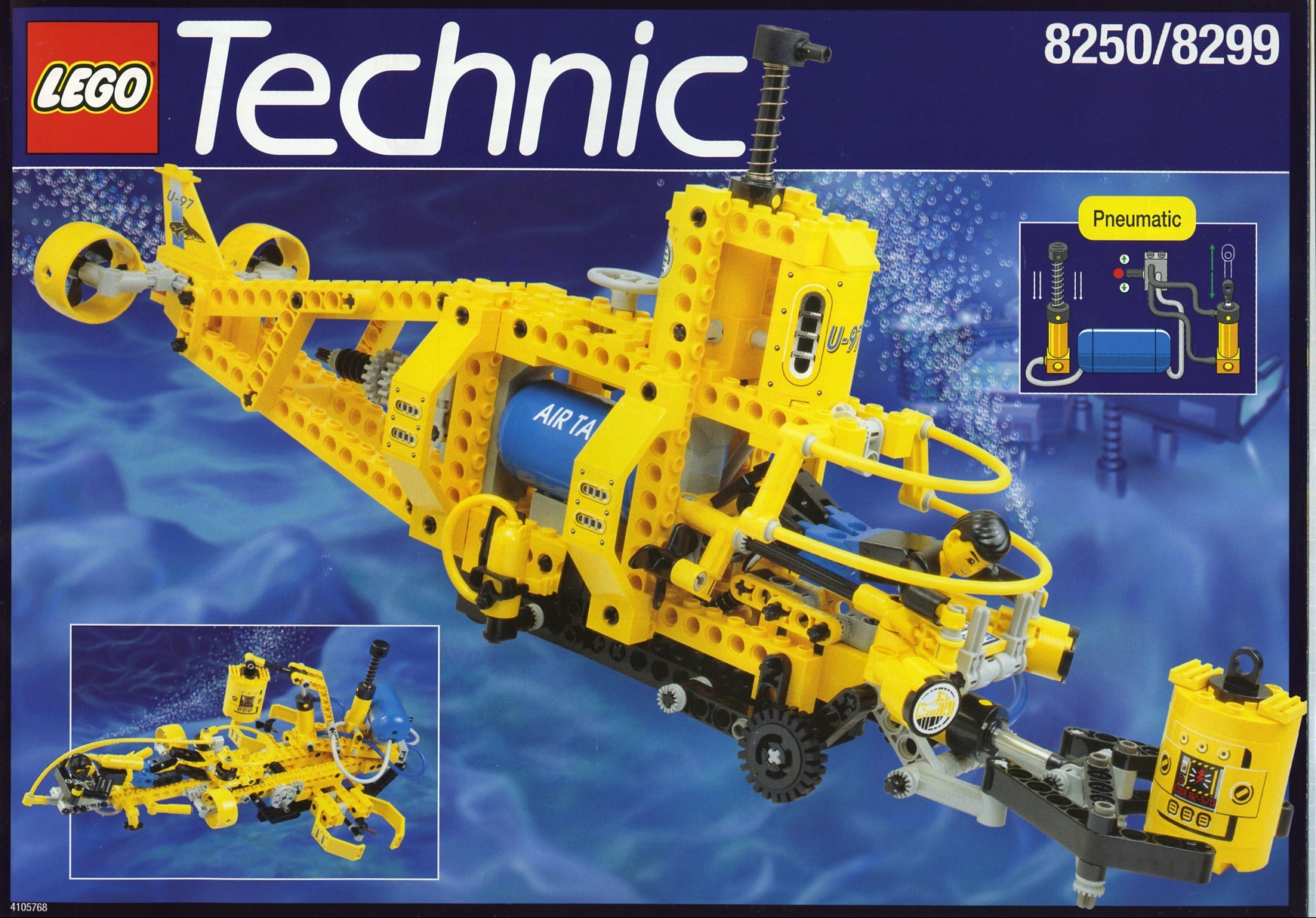 Technic 1997 Brickset Lego Set Guide And Database