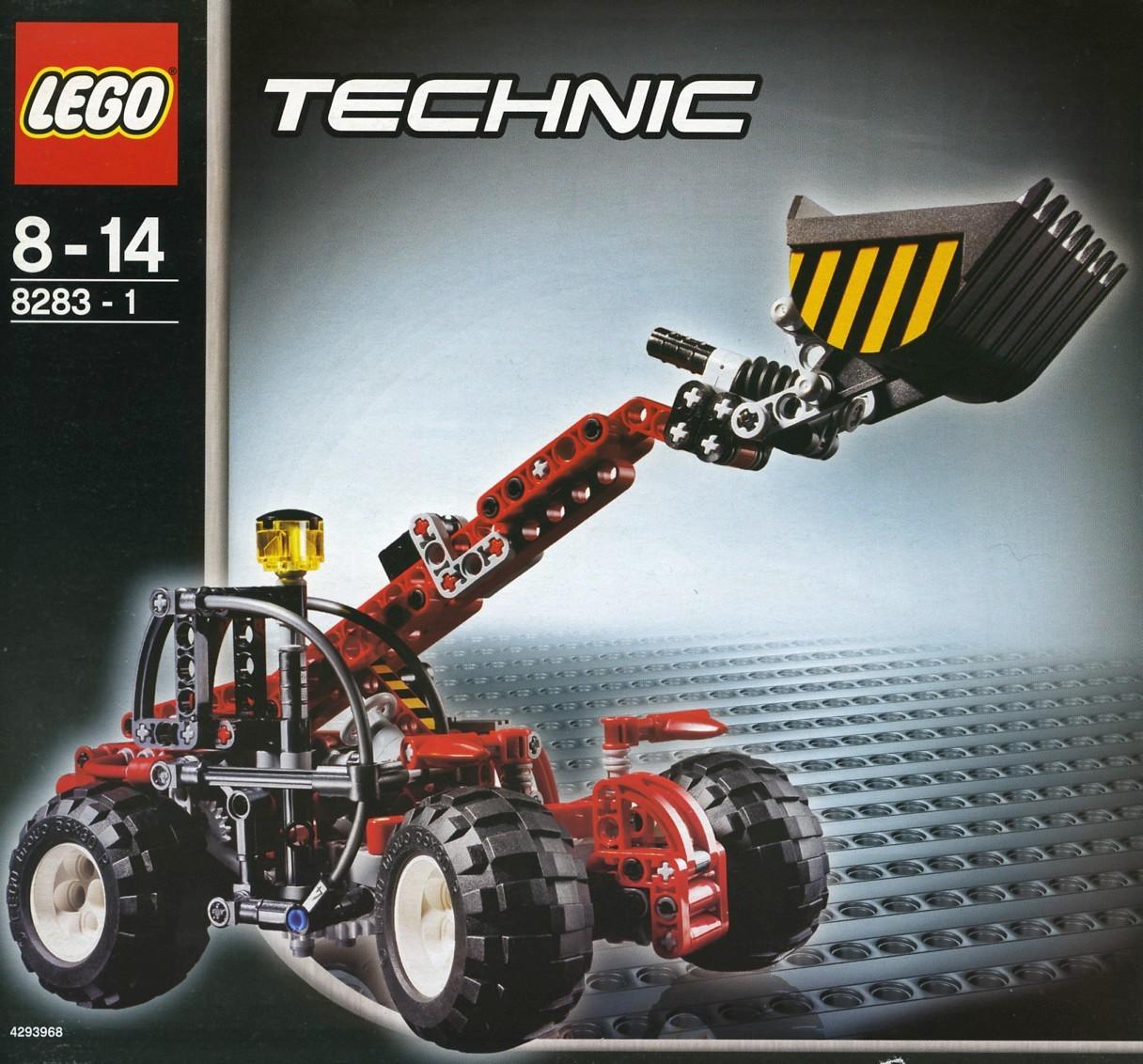 technic 2006 brickset lego set guide and database. Black Bedroom Furniture Sets. Home Design Ideas