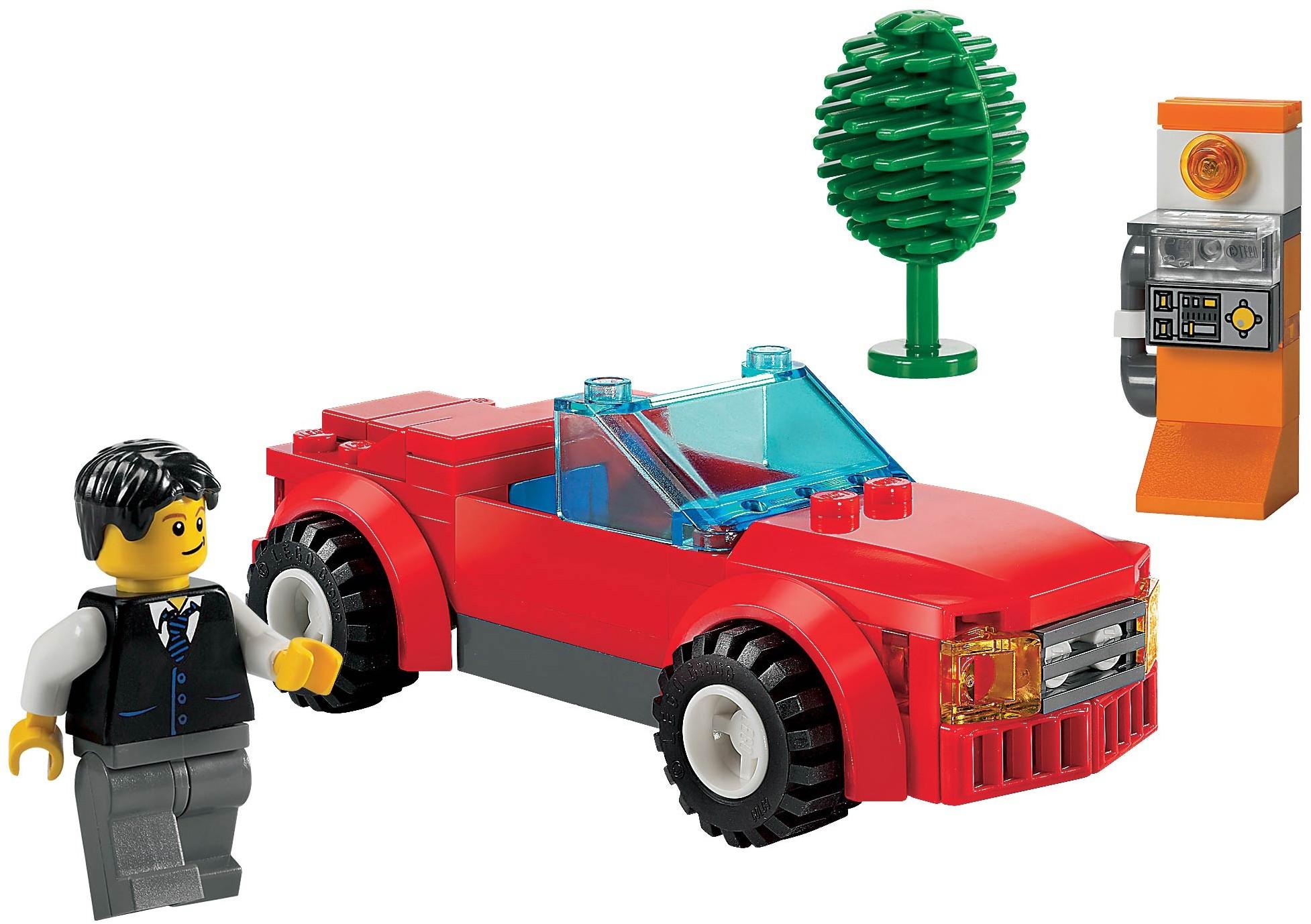 City Tagged Car Brickset Lego Set Guide And Database