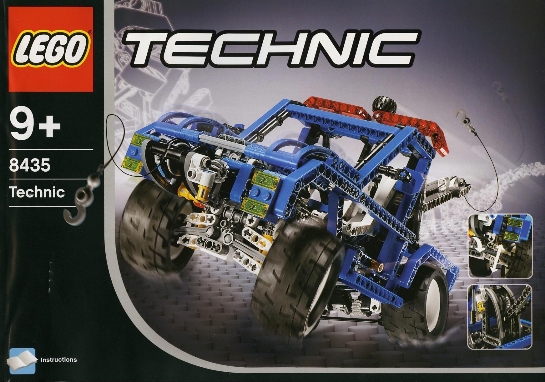 Technic 2004 Brickset Lego Set Guide And Database