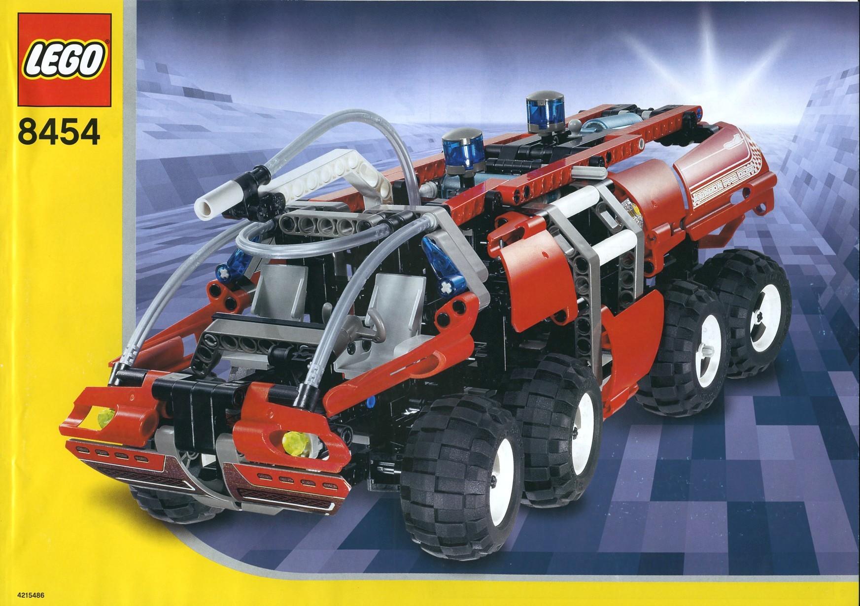 Technic 2003 Brickset Lego Set Guide And Database