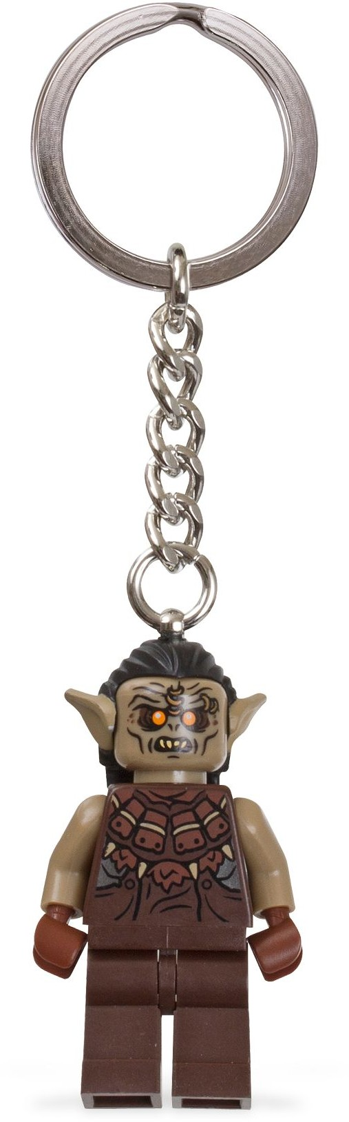 Lego Keyring Key Chain Lord of the Rings Harry Potter Super Heroes NEW