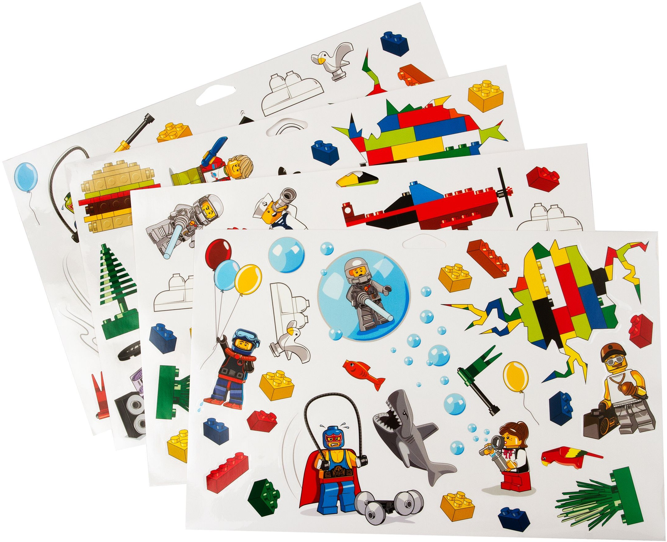 Lego Ninjago Wall Stickers Gear Stickers Brickset Lego Set Guide And Database