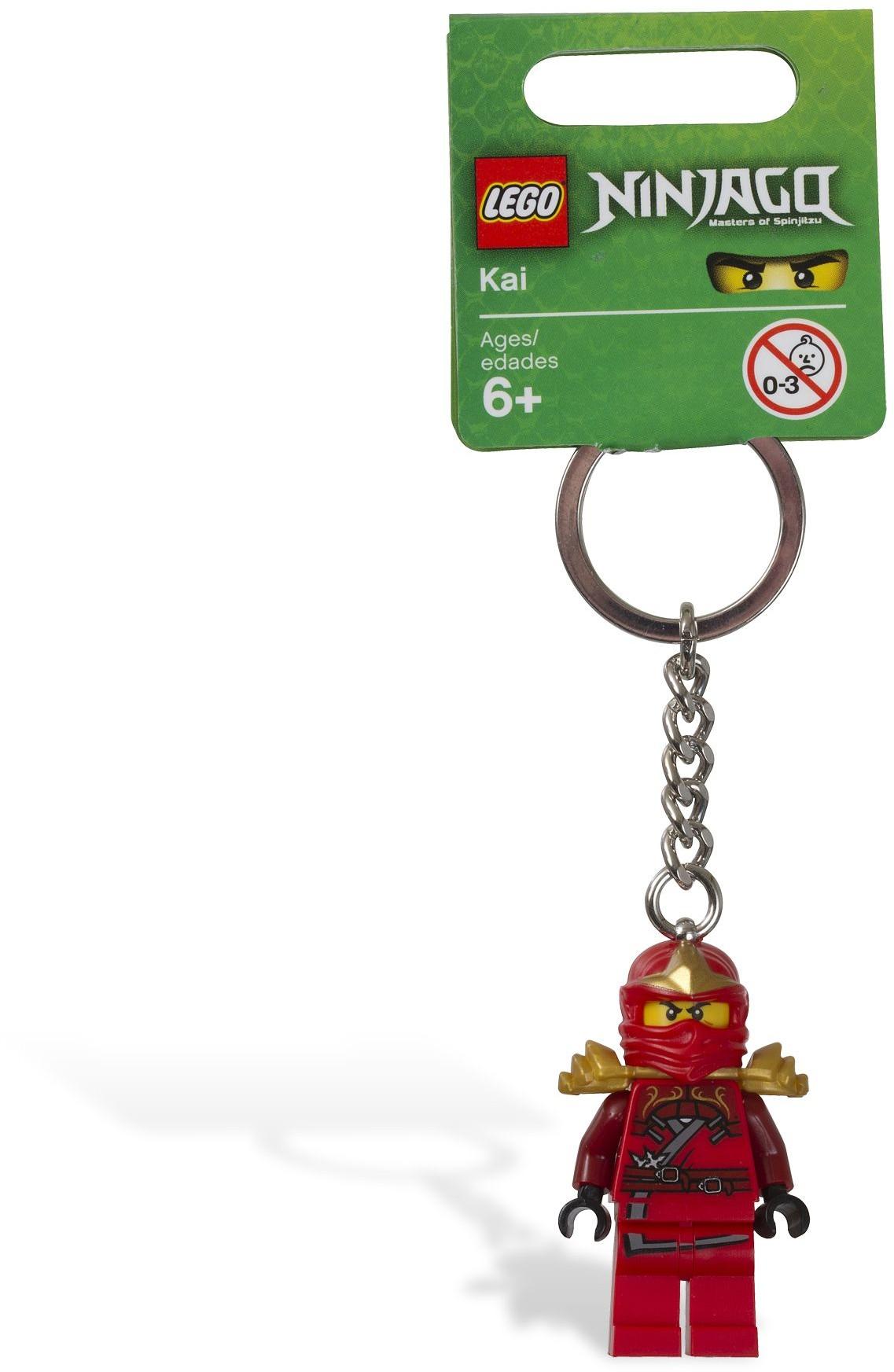 LEGO Ninjago Kai 2016 Key Chain 853690
