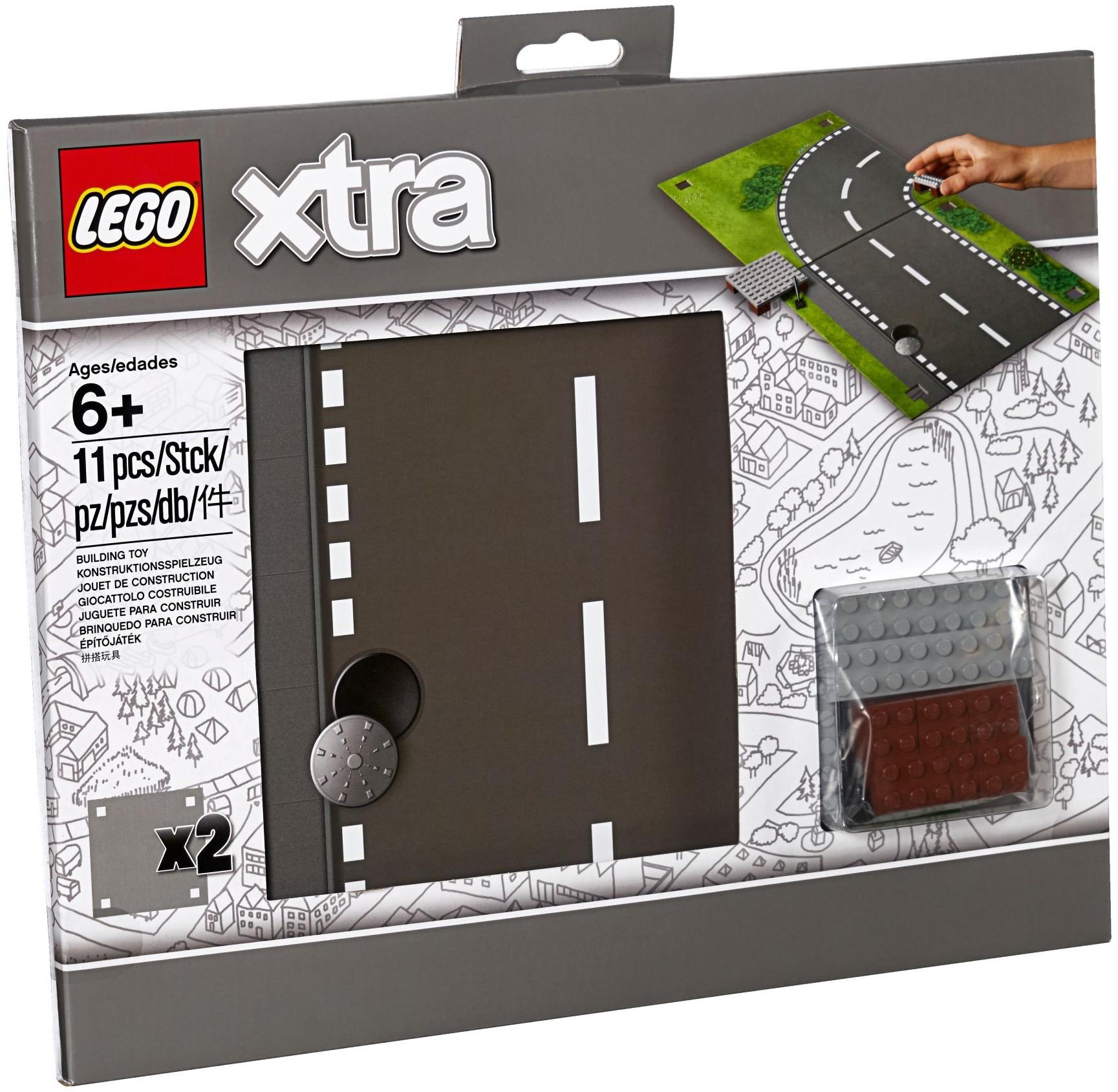 Xtra | Brickset: LEGO set guide and database