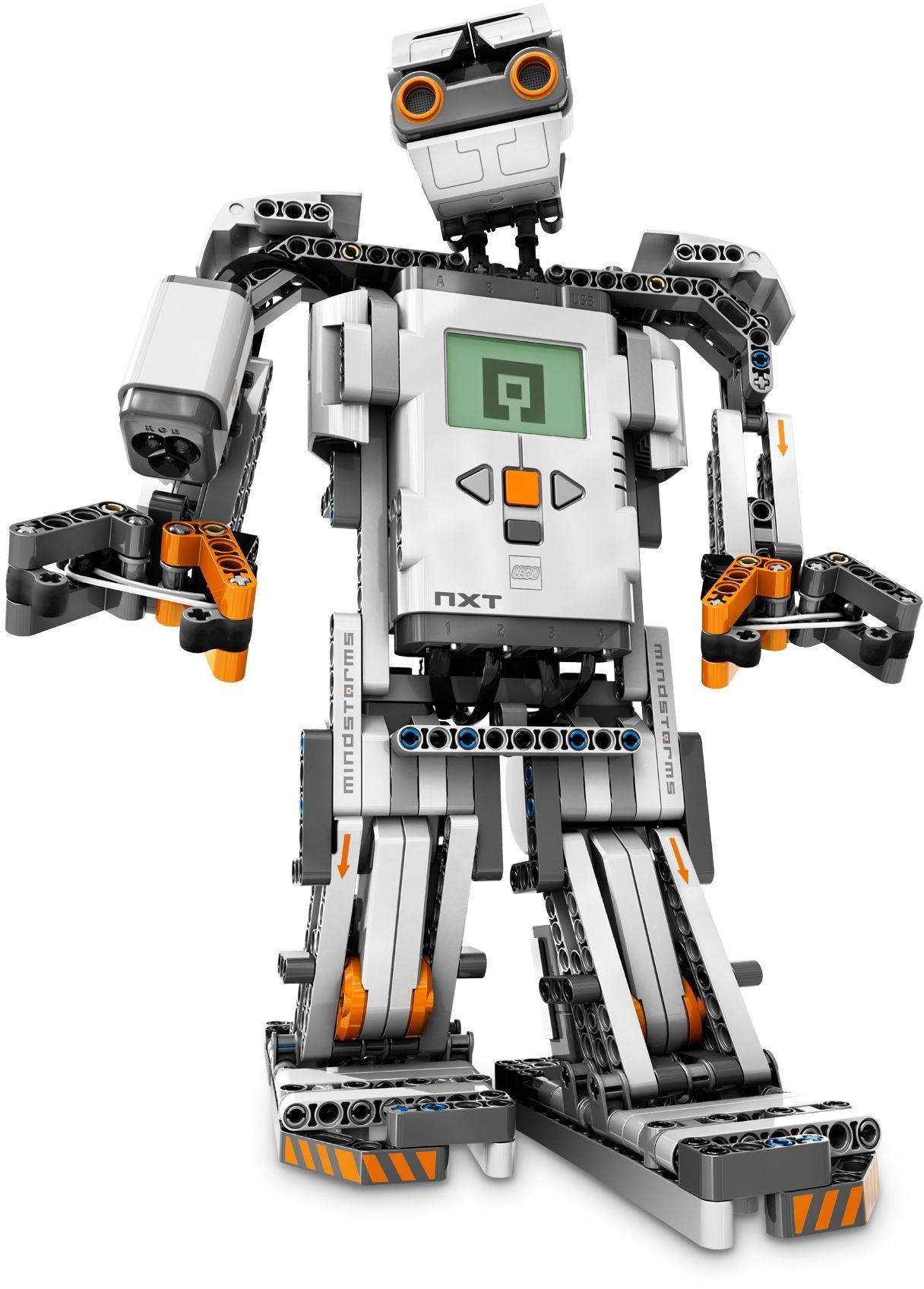 Mindstorms Nxt 20 Brickset Lego Set Guide And Database