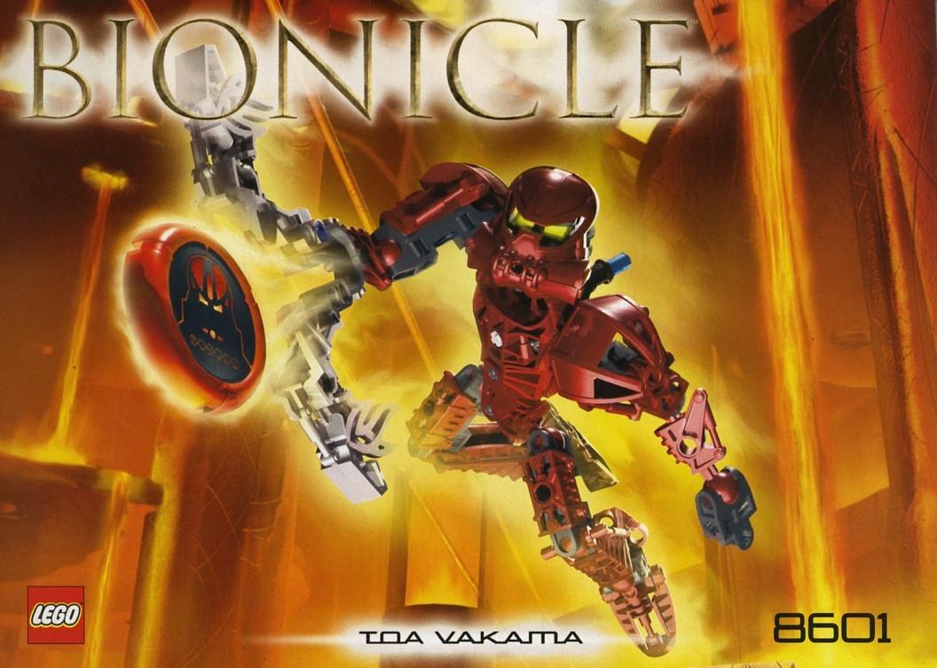bionicle stars tahu instructions