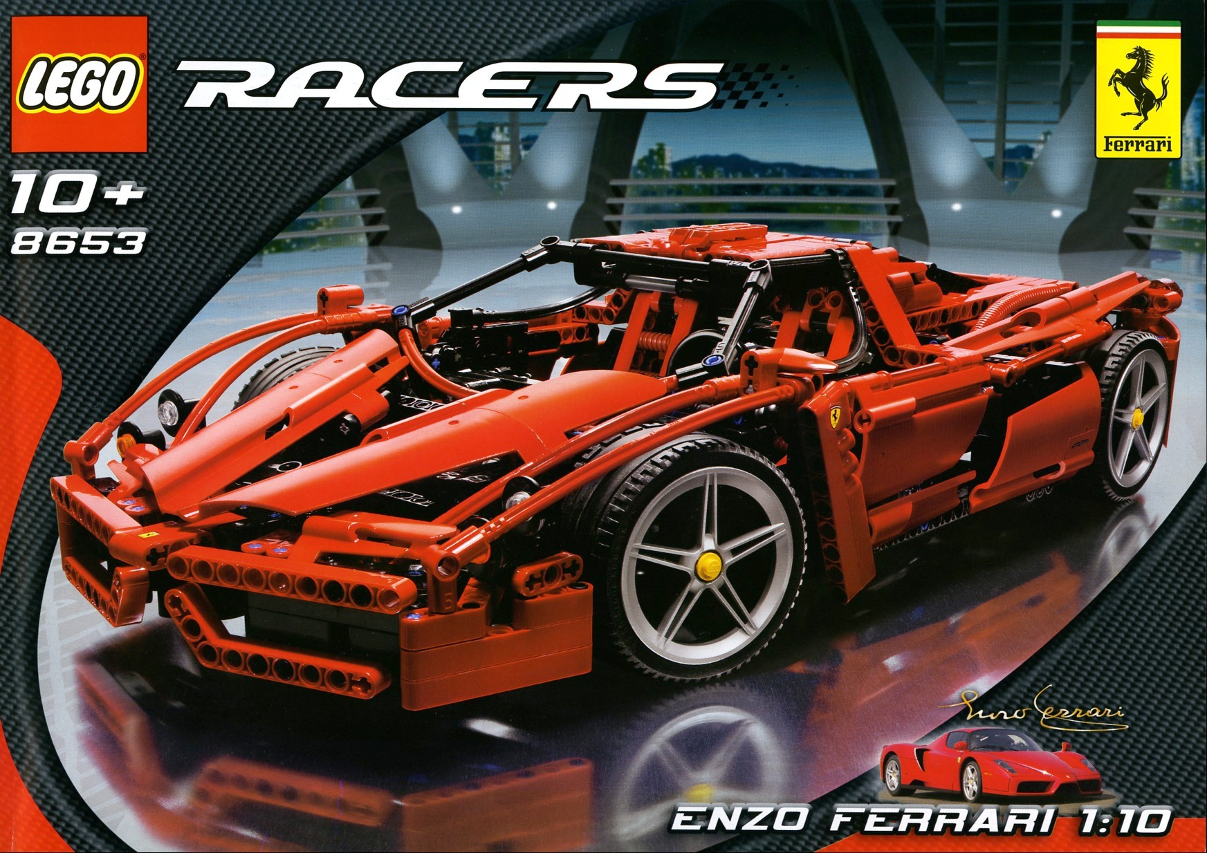 Gimme Lego Technic Temptation