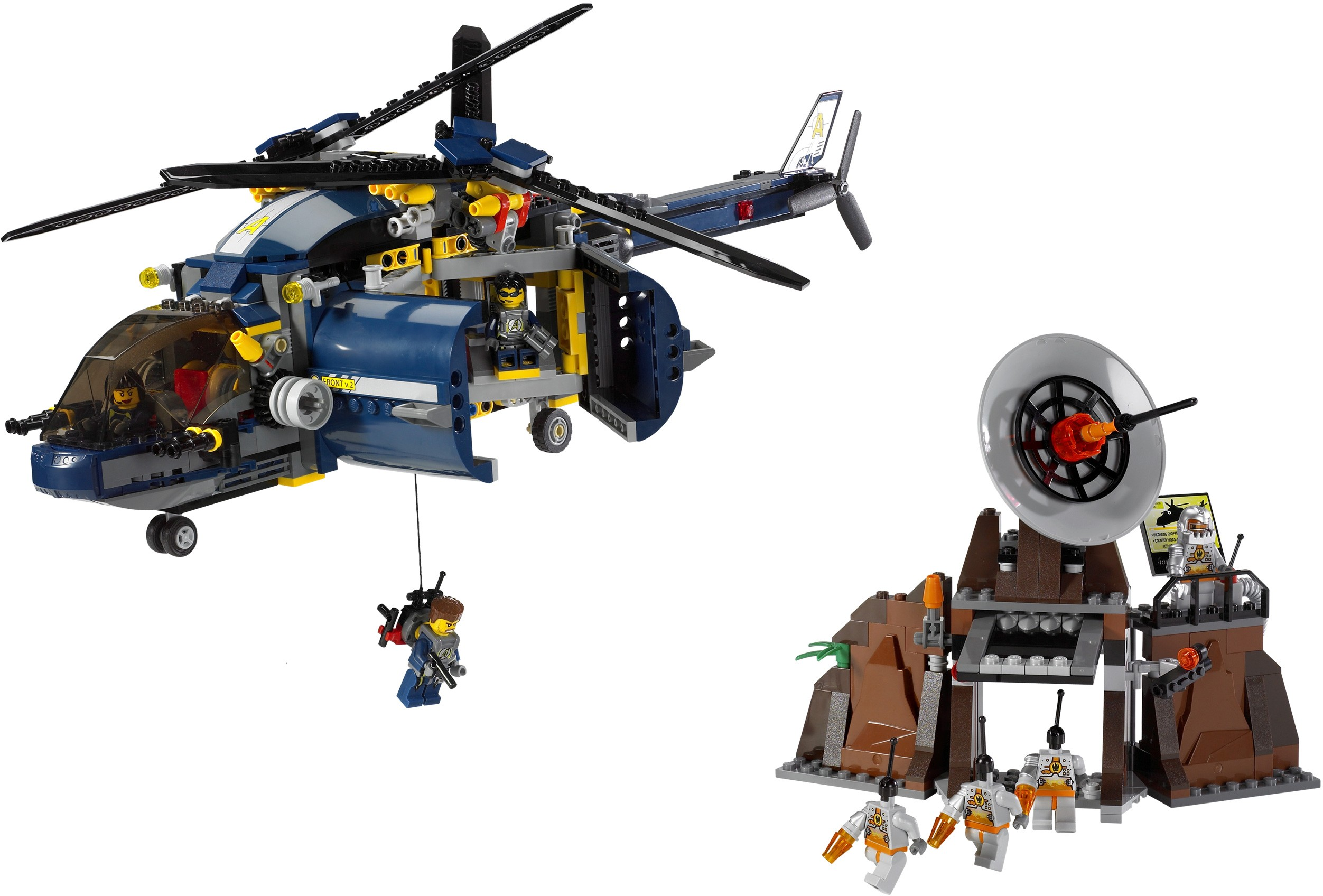 Agents | Brickset: LEGO set guide and database