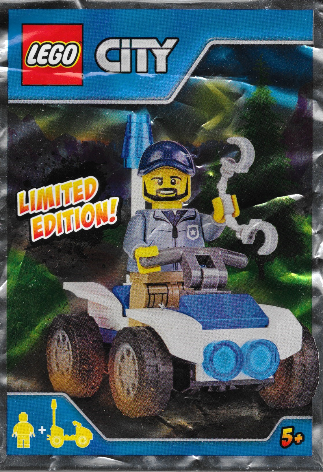 lego police set instructions