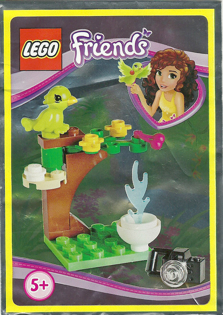 lego friends zeitschrift