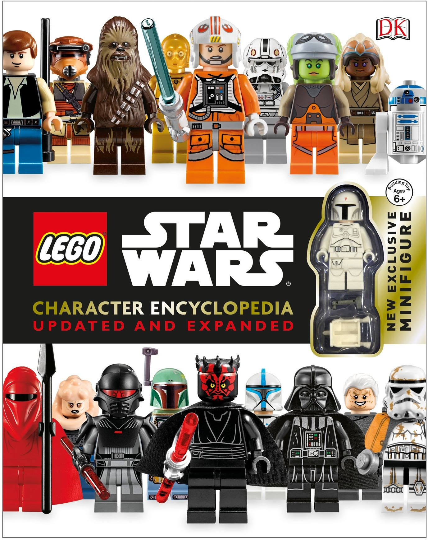 Tagged 'Book With Minifigure' | Brickset: LEGO set guide and