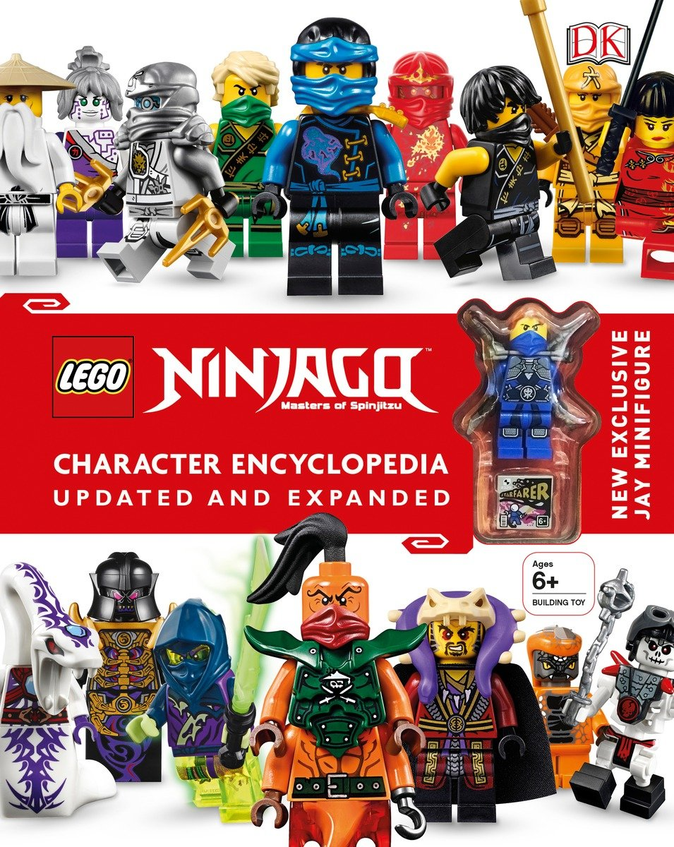 Tagged 'Book With Minifigure' | Brickset: LEGO set guide and database