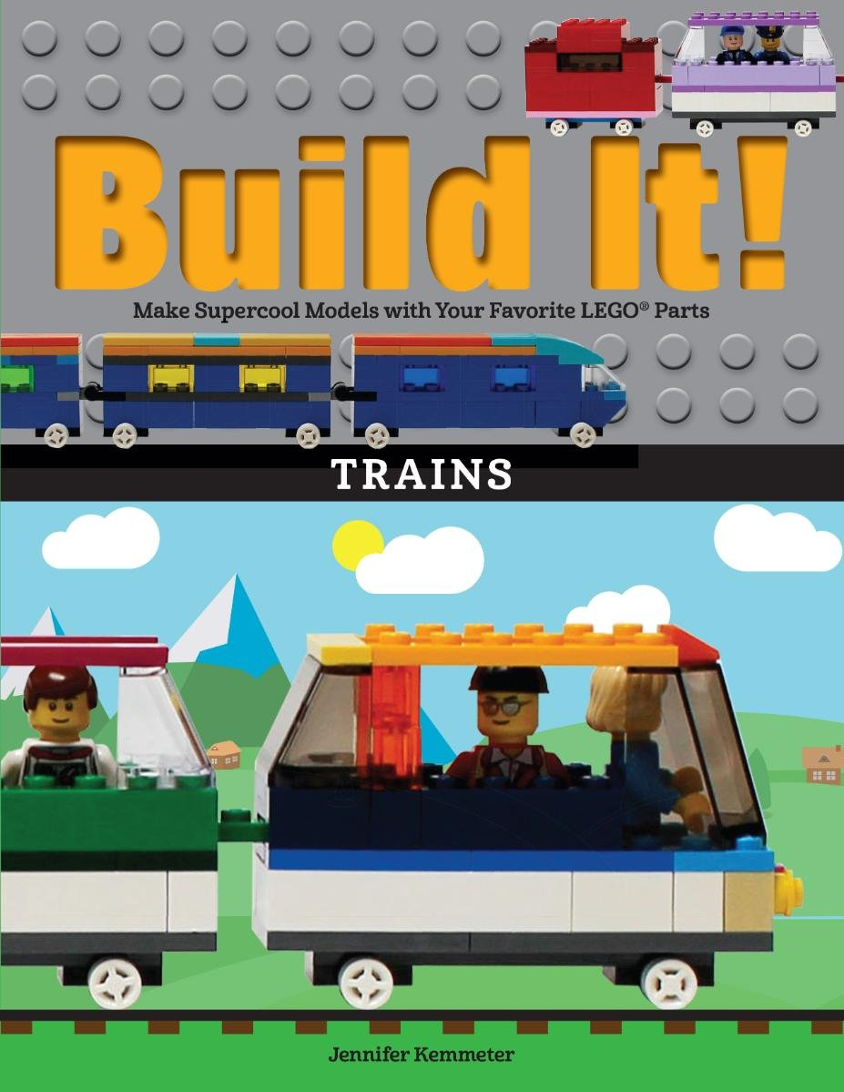 Build It! Trains
