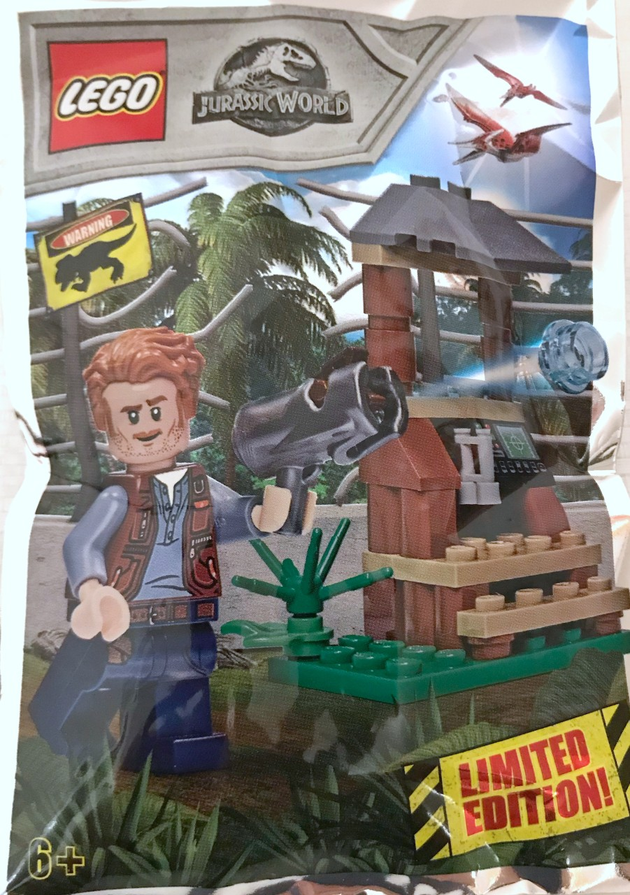 Jurassic World | 2018 | Brickset: LEGO set guide and database