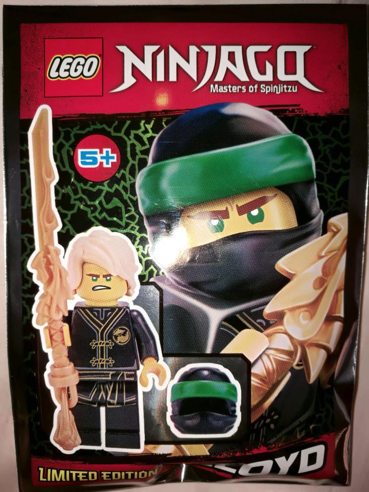 Talon foil pack 891841-1 Limited Edition Lego Ninjago Minifigure