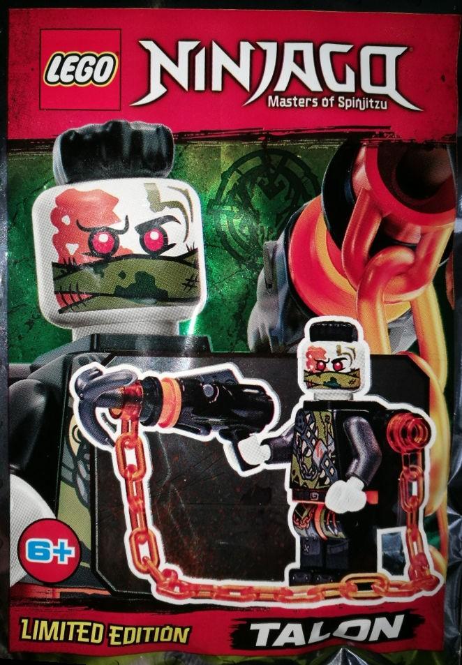 LEGO® Ninjago  891844 Limited Edition Figur Nitro