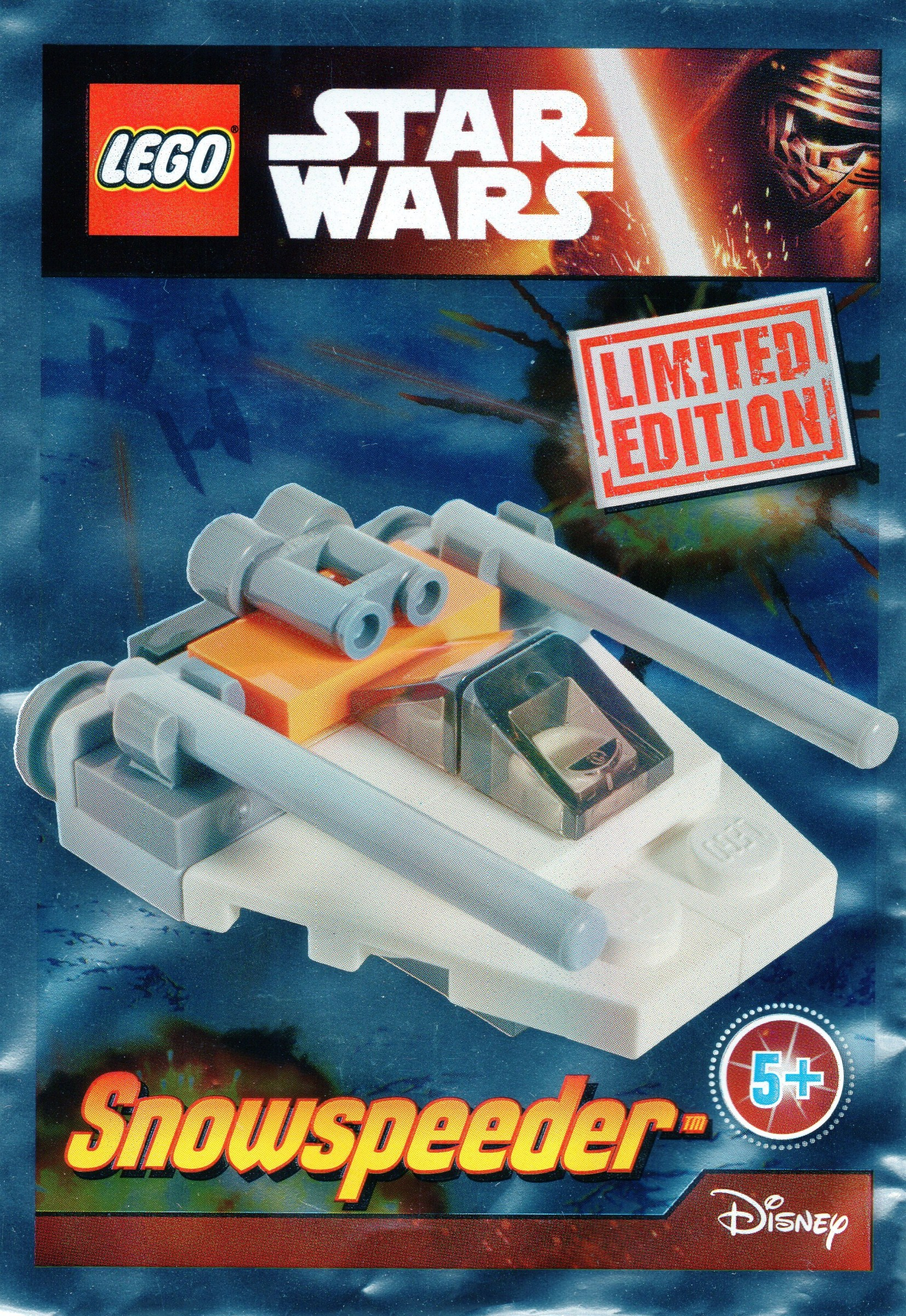 911724 FOIL PACK Lego STAR WARS A-wing  Limited Edition item