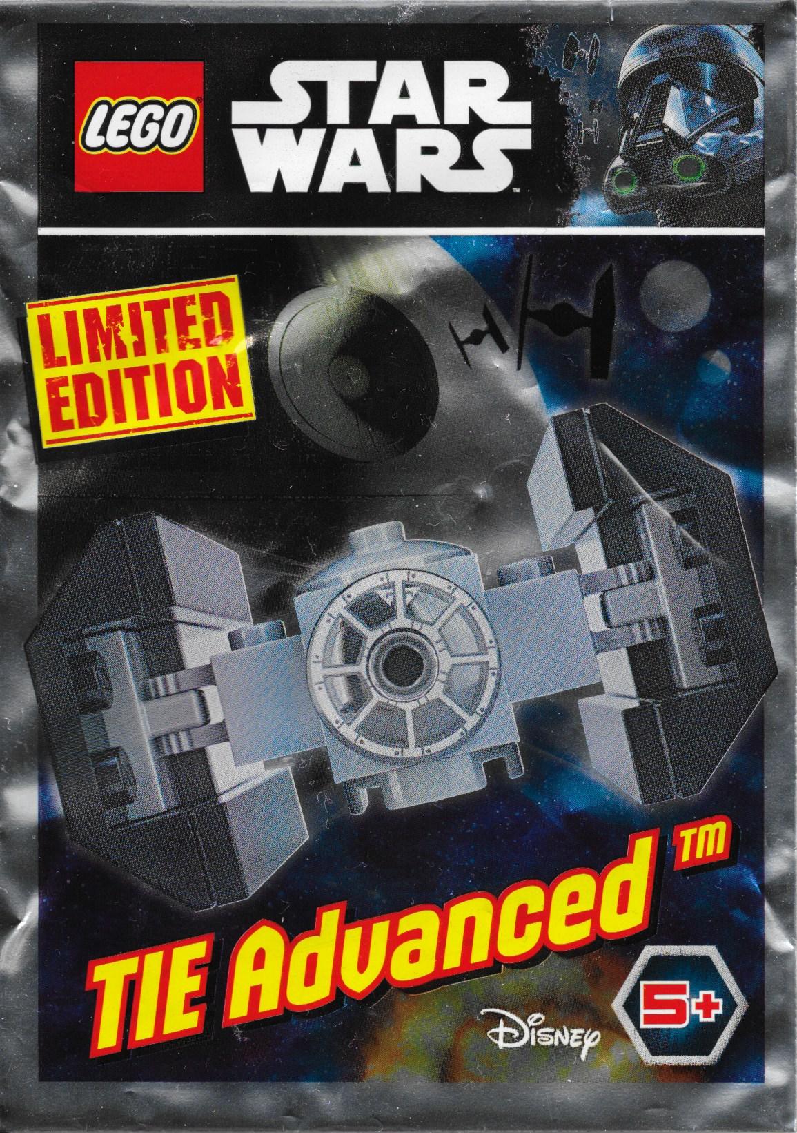 Lego Star Wars Magazine Foil Bags