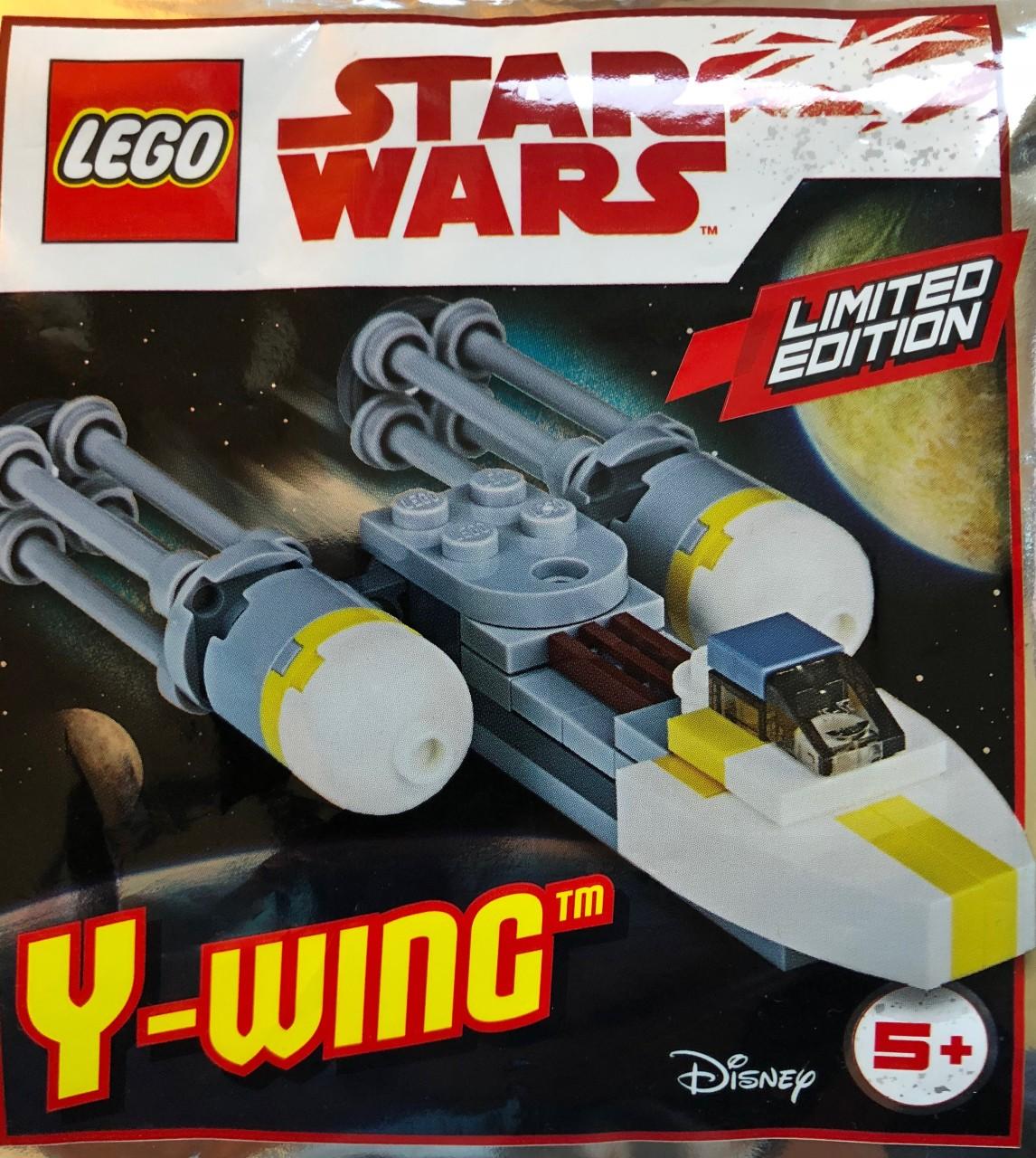 Y Wing Brickset Lego Set Guide And Database