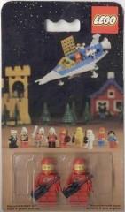 Lego 0012 Space minifigures