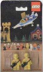 Lego 0014 Space minifigures