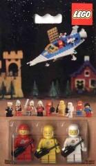 Lego 0015 Space Mini-Figures