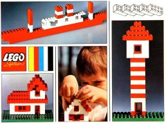 Lego 011 Basic Building Set