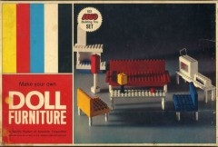 Lego 022 Doll Furniture