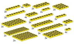 Лего 10012