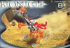 Lego 10023 Bionicle Master Builder Set