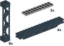 Lego 10045 Bridge Elements