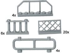 Lego 10050 Grey Fences