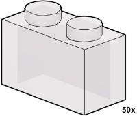 Lego 10051 Small Windows