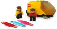 Lego 10052 Intelligent Locomotive