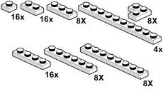 Лего 10065