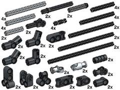 Lego 10074 Technic Cross Axles