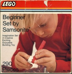 Lego 101 Imagination Beginner Set 1