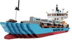 Maersk Line Container Ship